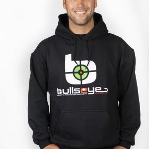Bullseye Hoodie Front 2