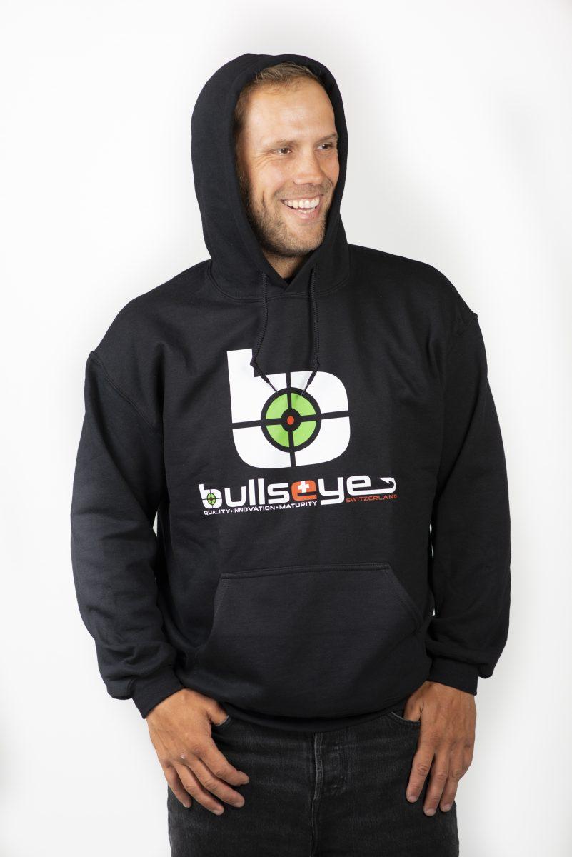 Bullseye Hoodie Front