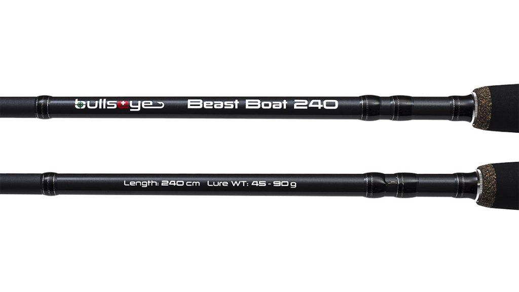 Bullseye Beast Boat 240