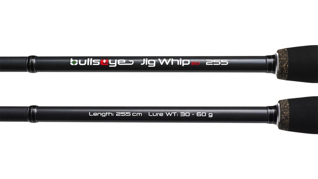 Bullseye Fishing Angelrute Jigwhip 2.0